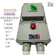 BLK52防爆断路器3P三相开关380V漏电保护