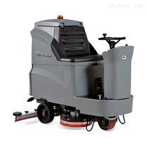 高美电瓶驾驶式洗地机工业大型全自动洗地车