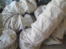 散装机输送颗粒帆布伸缩布袋 报价
