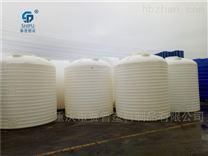10吨双氧水储罐塑料水塔水箱 pe塑料储罐
