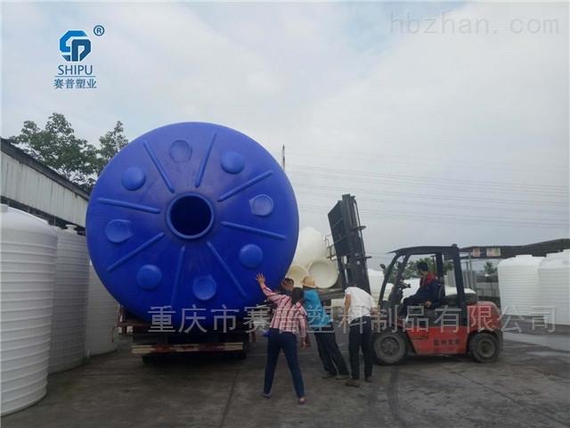 40吨pe塑料水塔 塑胶圆柱形大水桶