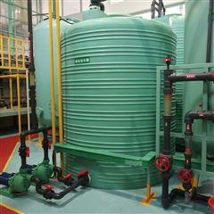 PT-8000L宣城8立方PE蓄水罐 塑料储液罐