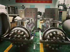 lcuv-150-30大型气动清洗紫外线消毒器