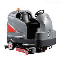 高美駕駛式洗地車智慧型全自動停車場洗地機