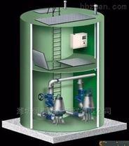 污水提升泵站看过来