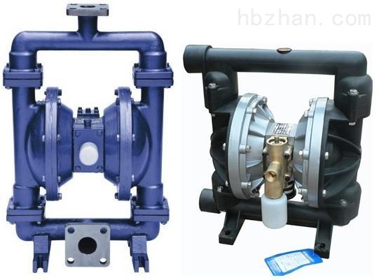 304不鏽鋼氣動隔膜泵