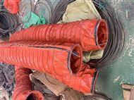 三防布耐磨伸缩式除尘通风管