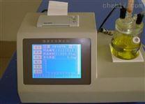 绝缘油微量水分测定仪承装修试