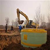 拉萨农村一体化预制泵站型号有哪些
