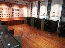 杭州中焓圖書館/展櫃恒溫恒濕機案例分享