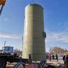 一体化雨水泵站选型