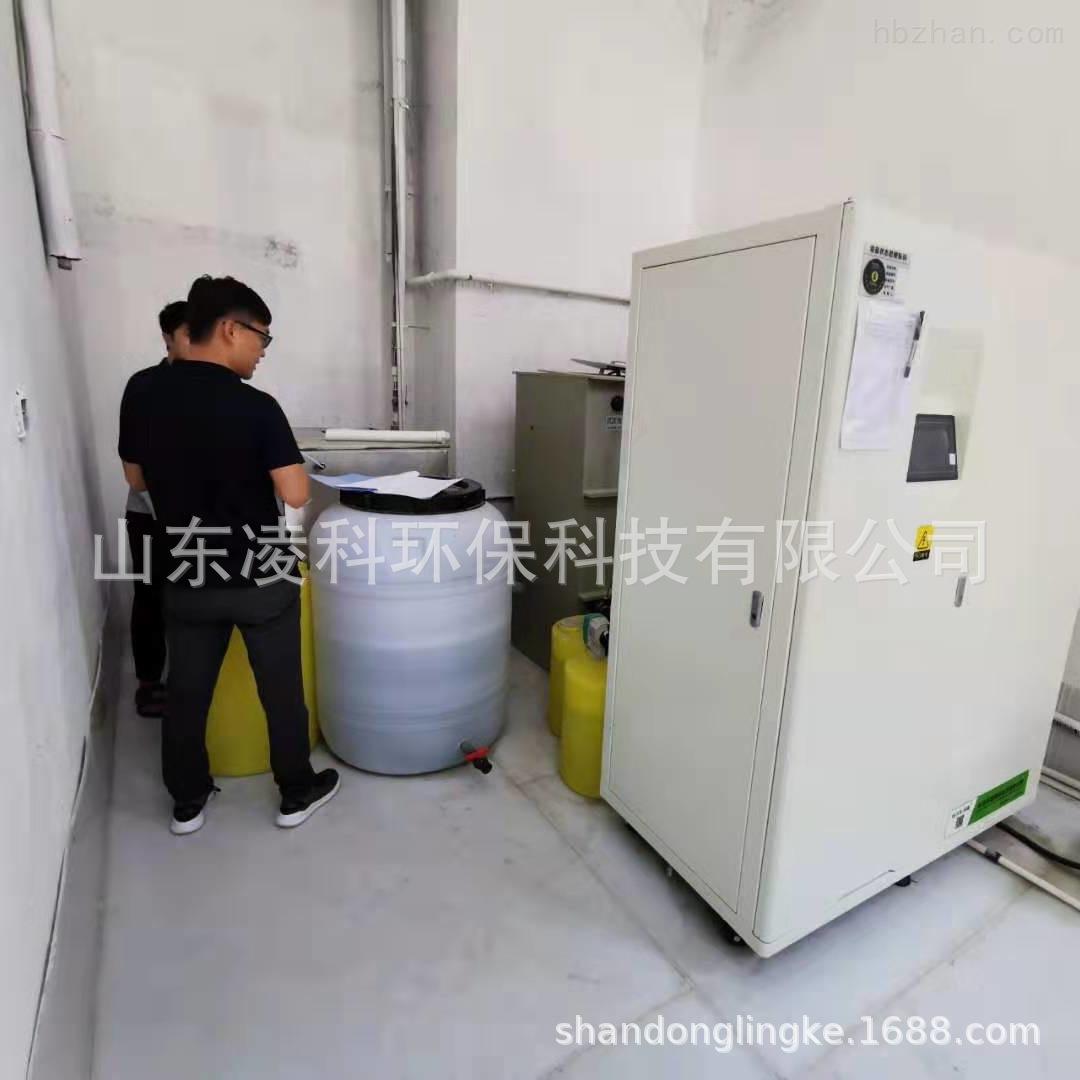 环保核算扩增废水处理设备使用方法