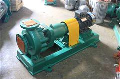 IHF氟塑料衬里离心泵IHF65-40-250A氟塑料衬里离心泵