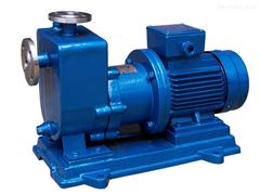 ZCQ型自吸式泵ZCQ50-40-200