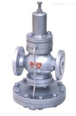 DP27-16C DN15张掖市阀门 铸钢先导式蒸汽减压阀