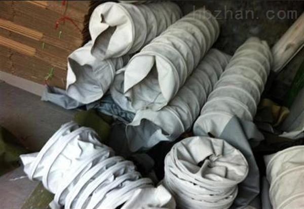 除尘通风水泥卸料伸缩布袋制造