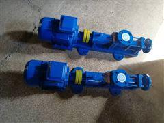 供应G型不锈钢螺杆泵,上海G型不锈钢螺杆泵厂家
