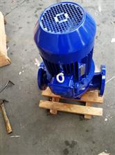 單級單吸管道離心泵ISG型立式單級單吸管道離心泵