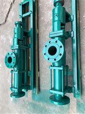 GF型單螺杆泵(整體不鏽鋼)廠家/價格