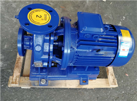 ISW臥式管道離心泵廠家/價格