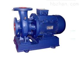 ISWH臥式不鏽鋼管道離心泵