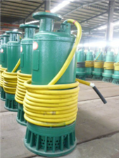 BQS型隔爆式潛水排沙泵