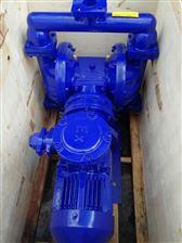 DBY316不鏽鋼電動隔膜泵