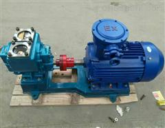 80 YHCB-60不锈钢高温圆弧齿轮泵