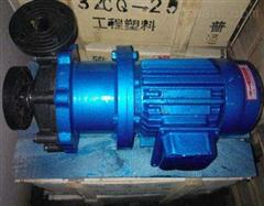 CQF型系列CQF工程塑料磁力泵