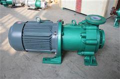 CQB-F型CQB65-50-170F钢衬氟塑料磁力驱动泵