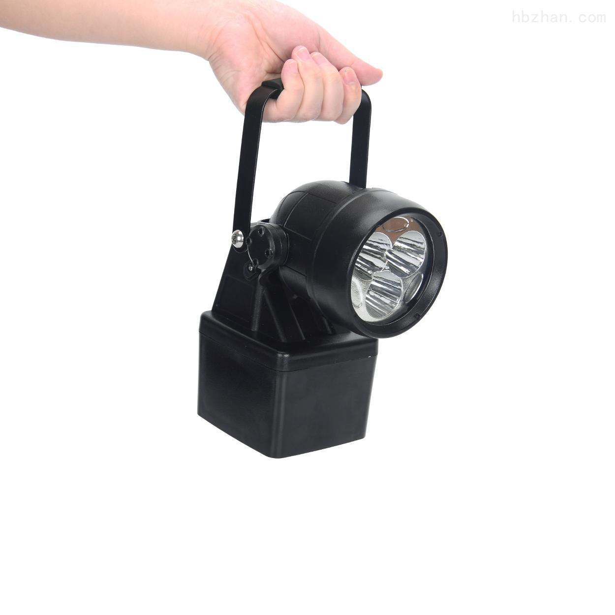 JXW8200便携式多功能强光防爆手提灯3*3W