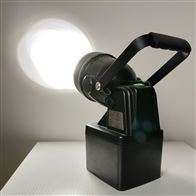 IP65轻便式防爆充电聚光手提探照灯SNH655