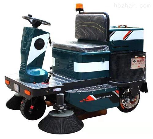 驾驶室电动扫地车