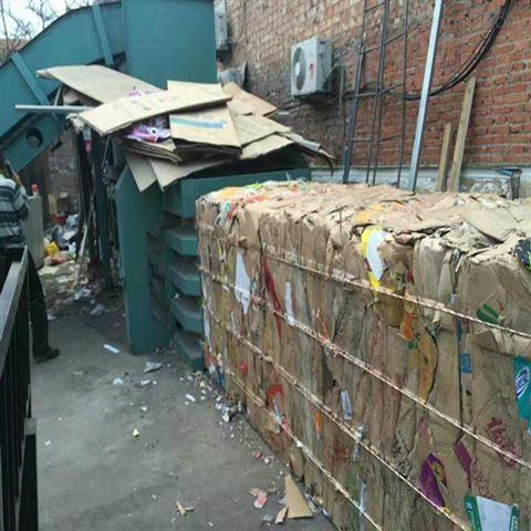 卧式废纸板打包机有哪些优点