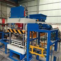 厂家直销大型液压免烧砖机 空心制砖机