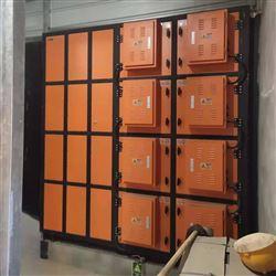 CNC加工油雾净化装置