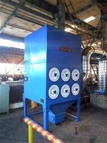工业滤筒式除尘设备厂家  焊烟除尘方案设计
