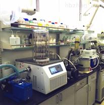 普通实验型真空冷冻干燥机