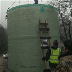 国产一体化污水泵站