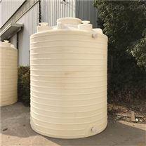 重庆塑料水箱_15吨平底立式