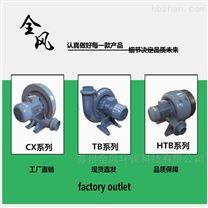 CX-铝合金中压蜗牛风机
