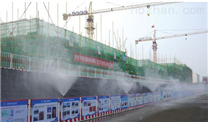孝感围挡喷淋设备石料厂房喷淋造雾系统