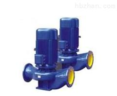 YG125-250单级单吸管道离心泵