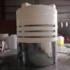 PT-8000L不长青苔8吨塑料水塔  屋顶PE蓄水箱