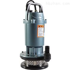 WQX系列带切割式潜水排污泵