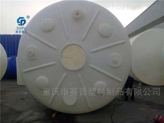 30吨塑料水塔 加厚立式防腐PE水箱