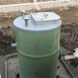 一体化预制泵站供应
