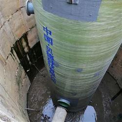 不锈钢预制泵站供应