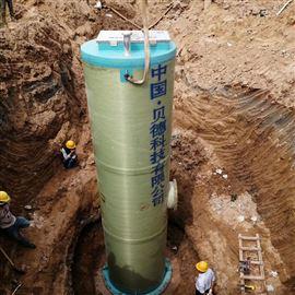 污水提升泵站设备