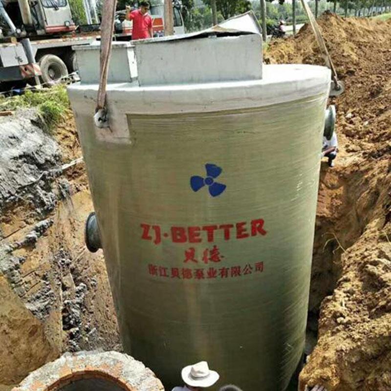 一体化泵站厂家价格